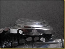 Seiko 6119 - samping dan kaca