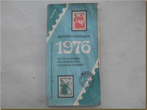 Buku Speciale Catalogus 1976