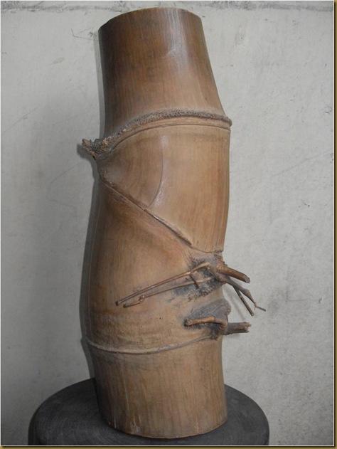 Bambu antik tunas temu