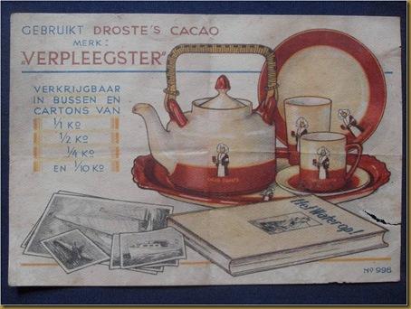 Kertas Cacao Verpleegster - 2