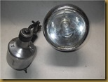 Lampu-dinamo VT - kaca depan