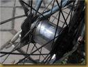 Clarion Cycles - persneleng bumbung Sturmey Archer