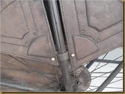 Pemasangan cover roda2