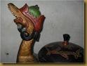 Patung kayu nogo manten - kepala1