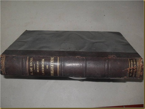 Buku antik Verloskunde