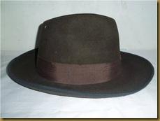 Topi cowboy Meyser parabuntal - kanan