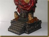 Patung  Cleopatra - kaki