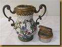 Korek keramik - terbuka