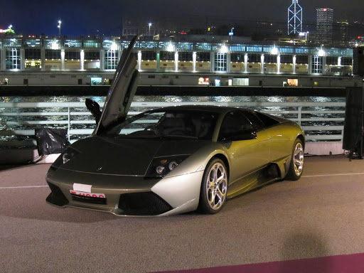Sportmax x Lamborghini Fashion show - VORSICHT Hong Kong