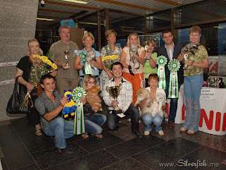 Фоторепортажи с выстовок - Международная выставка кошек 04-05.09.2010г. (Одесса)
