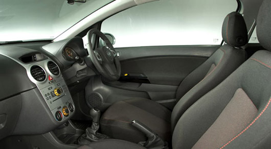 Vauxhall Corsa 1.4 Car Interior