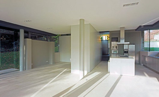 House F Recidence Kitchen Design Interior