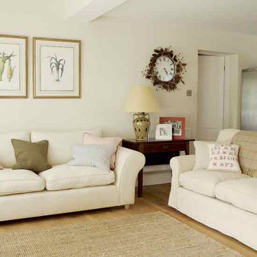 Neutral living room ideas modern house for Neutral family room ideas