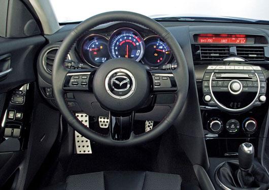 2003 Mazda RX-8 - interior