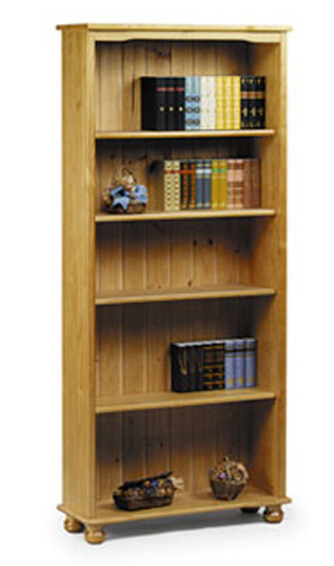 Wooden Bookcase Home Furniture Design Ideas