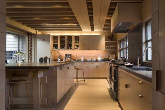 glass house design kitchen ideas