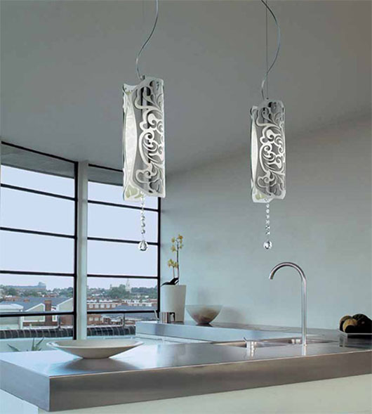 Modern Lamp Design