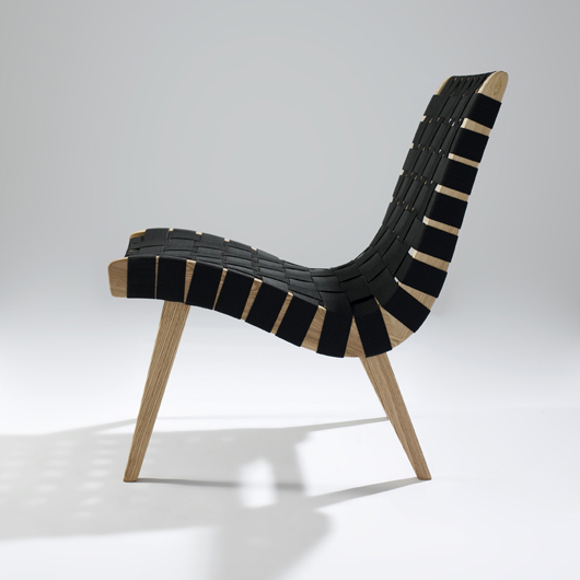 luxury webbing lounge chair design furniture