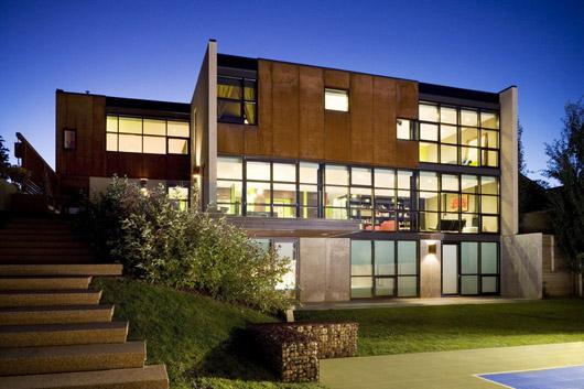 Modern Urban Home Design Architecture Ideas
