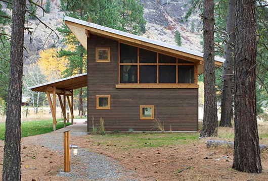 small wooden home design cabin decorating