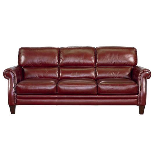 Classic Leather Sofa Design Living Room Furniture