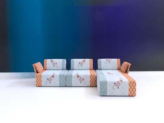 Sushi Collection Unique Modern Sofa Design Furniture Ideas