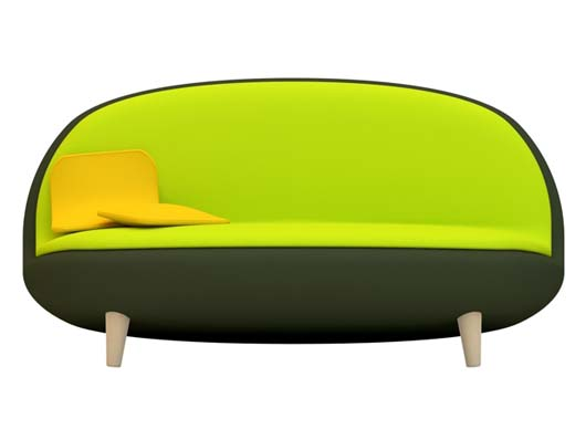 Unique Creative Design Sofa Furniture Soft And Comfortable