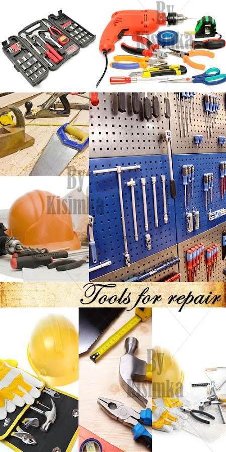 Stock Photo: Tools for repair