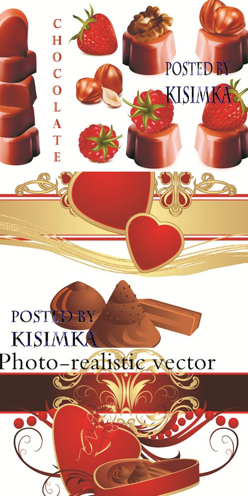 Stock: Photo-realistic vector