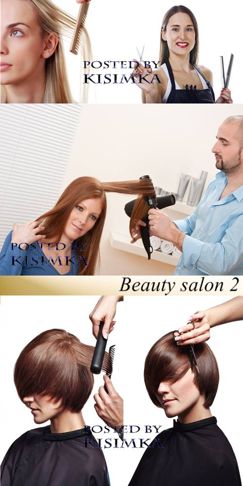 Stock Photo: Beauty salon 2