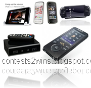 Win Apple iPod Touch 32GB, Nokia XpressMusic 5230 ,Sony PSP ,WD TV HD,