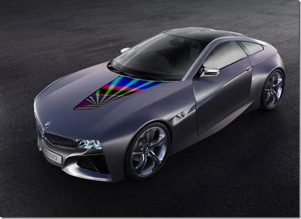 BMW Vision ConnectedDrive Coupe