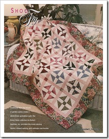 Shoo Fly McCalls Quilting