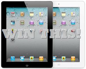 Win an iPad 2 from RobynsOnlineWorld.com