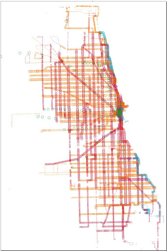 CTA Frequency v8 - Frequency Via Stops