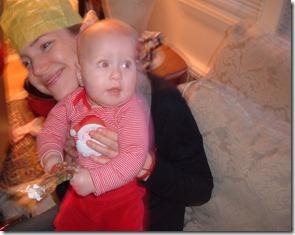 Calvin and Aunt Carolyn