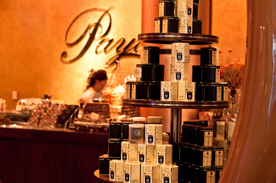 Payard Chocolate Clock The Chocolate Clock is The