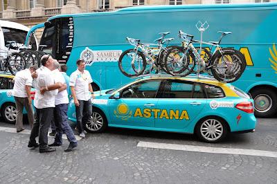 Астана празднует