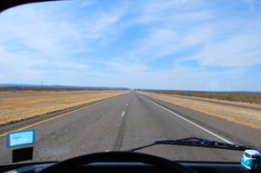 On the road 010