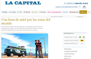La Capital 2.9.2010