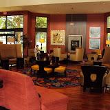 Το lobby του ξενοδοχείου