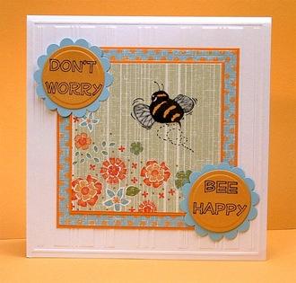 IC163-Bee Happy
