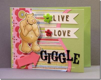 CTD100 Live Love Giggle