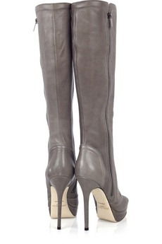 jimmy choo - Haze leather knee-high boots - 982