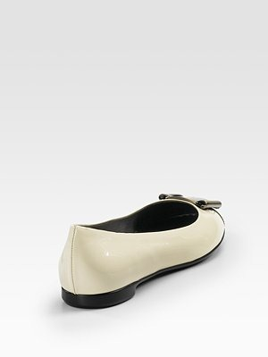 salvatore ferragamo - Varina Fun Ballet Flats - 315