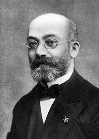 Lodewijk Lazarus Zamenhof.