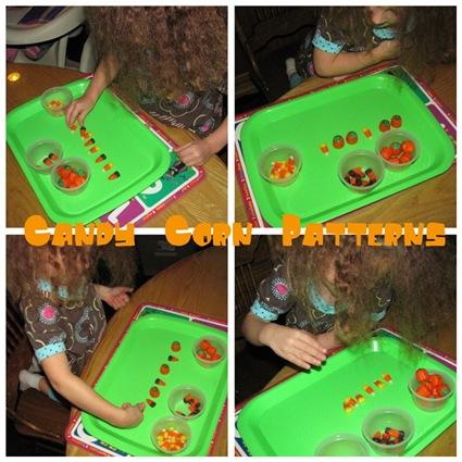 Candy Corn Patterns