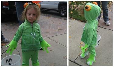 Emily Halloween 2009