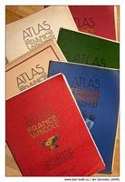 Louis Larmat, Atlas de France vinicole