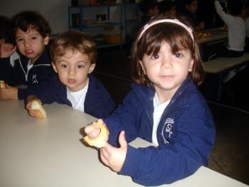 Comemoração do Aniversário da Escola 2009 – Unidade 2 Educação Infantil